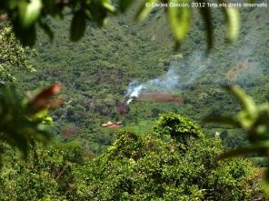 Poblat bororó prop del Mont Mbapit