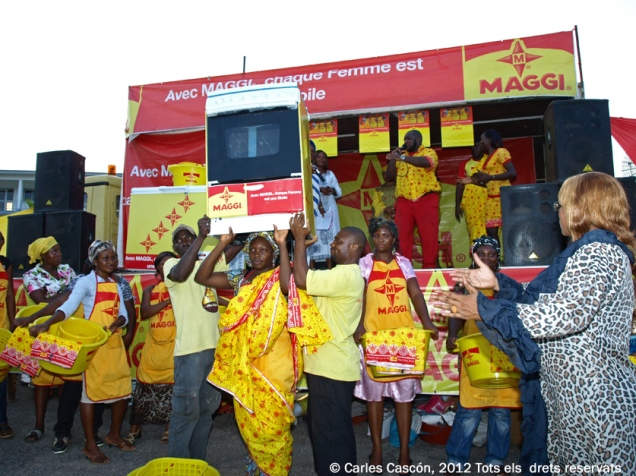 Campanya Maggi Kribi
