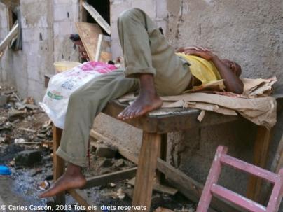 Siesta en Yaoundé