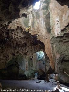 Shimoni Caves