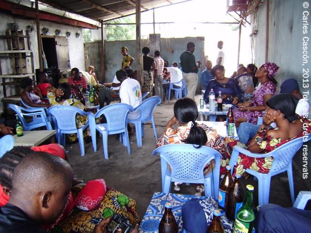 Bar de Brazzaville, 2010