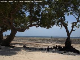 Funzi Island