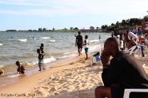 Lido Beach, Lake Victoria