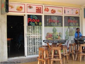 Peters Restaurant, platos locales a precio local (y no sale en las guías)