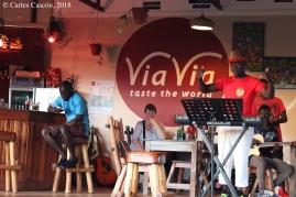 ViaVia Guest-house, Belgium night