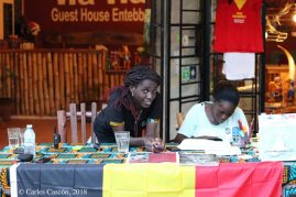 Belgium night & BBQ en el ViaVia Entebbe