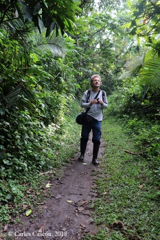 Bigodi Walk
