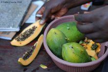 Papaya en Tinka's