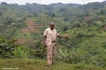 John, driver & guide de Kabarole Tours