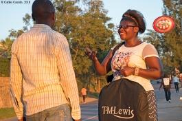 Atardecer en Kigali