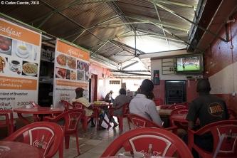 Tamu Tamu restaurant, Nyamirmbo