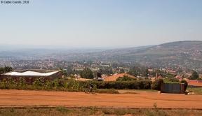 Vista de Kigali