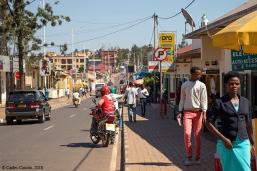Barrio de Nyamirambo, Kigali